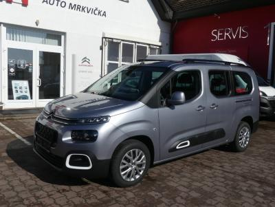 Berlingo XL 1,2 PureTech 130 EAT 8 Feel Artenze 7míst
