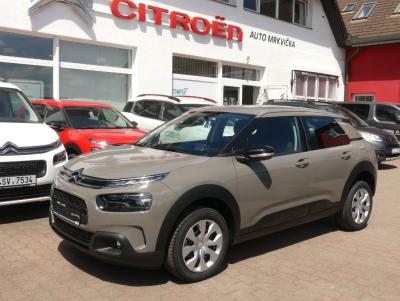 C4 Cactus 1,5 BlueHDI 100 S&S MAN6 Feel